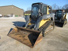 Skid Steer-Track For Sale 2011 John Deere 333D