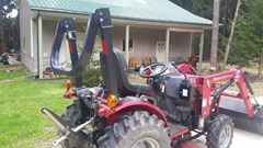 Tractor For Sale 2014 Mahindra Max25 , 25 HP
