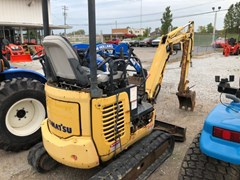 Excavator-Mini For Sale 2009 Komatsu PC18MR-3 , 15 HP