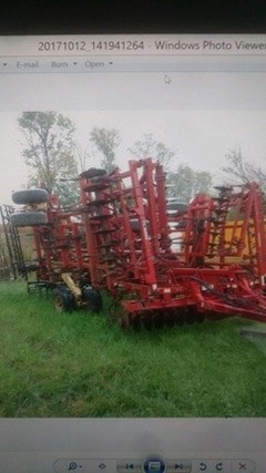 Mulch Finisher For Sale 2004 Krause TL6200-36