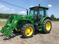 Tractor - Utility For Sale 2017 John Deere 5085E , 85 HP