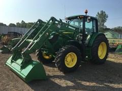 Tractor For Sale 2013 John Deere 6115M , 115 HP