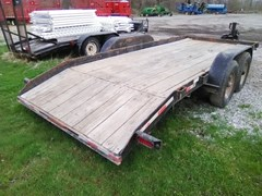 Utility Trailer For Sale 2015 Other 3400EW