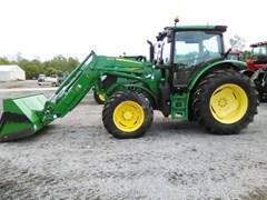 Tractor For Sale 2015 John Deere 6120R , 120 HP