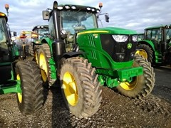 Tractor For Sale 2018 John Deere 6215R , 215 HP