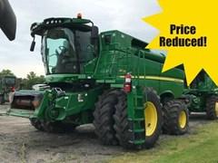 Combine For Sale 2016 John Deere S670