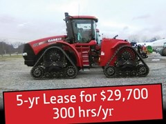 Tractor For Sale 2013 Case IH 350 Rowtrac , 350 HP