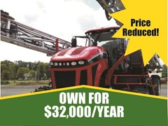 Sprayer-Self Propelled For Sale 2015 Apache AS1220