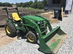 Tractor For Sale 2015 John Deere 2032R , 32 HP