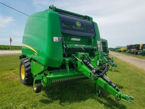 2015 John Deere 990 Baler-Round For Sale
