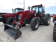 Tractor For Sale 2005 Case IH MX210 , 200 HP
