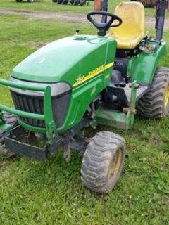 Tractor For Sale 2008 John Deere 2305 , 24 HP