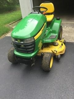 Lawn Mower For Sale 2010 John Deere X360 , 22 HP