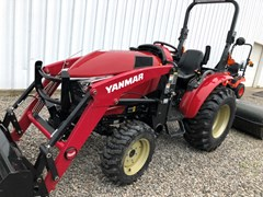 Tractor For Sale 2016 Yanmar YT235 , 34 HP