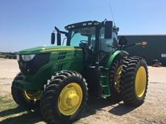 Tractor - Row Crop For Sale 2018 John Deere 6155R