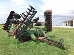 Disk Harrow For Sale 1989 John Deere 630