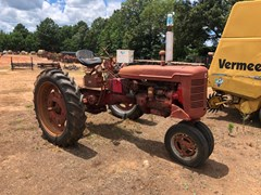 Tractor For Sale 1952 Farmall Super C , 23 HP