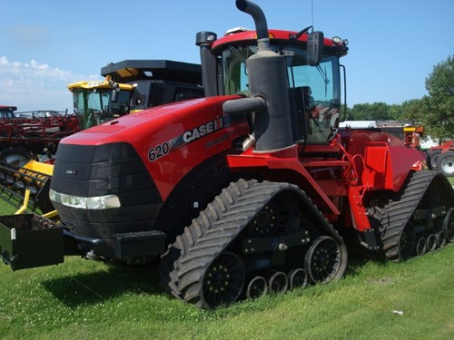 Tractor For Sale:  2016 Case IH STEIGER 620 , 620 HP