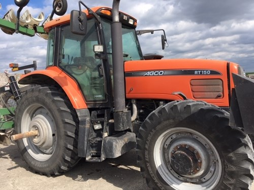 Tractor For Sale:  2004 Agco RT150 , 150 HP