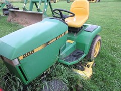 Lawn Mower For Sale 1989 John Deere 265 , 17 HP