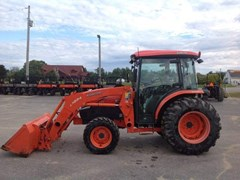 Tractor For Sale 2009 Kubota L4240HSTC , 42 HP