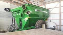 Grain Cart For Sale 2014 J & M 750-16
