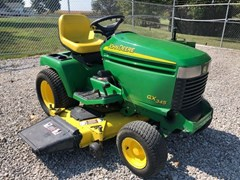 Riding Mower For Sale 2005 John Deere GX345 , 20 HP
