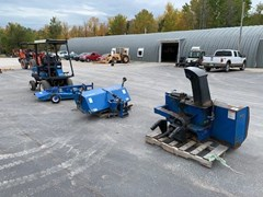 Zero Turn Mower For Sale 1991 Ford CM224 , 24 HP