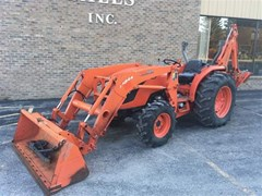 Loader Backhoe For Sale 2011 Kubota MX5100HST , 52 HP