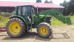 Tractor For Sale 2002 John Deere 6420 , 100 HP