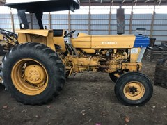 Tractor For Sale 1987 Ford 6610 , 82 HP