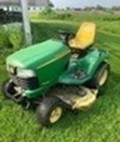 Lawn Mower For Sale 2005 John Deere X485 , 25 HP