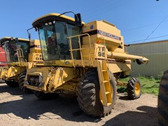 Combine For Sale 1997 New Holland TR98