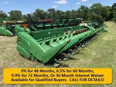Header-Corn For Sale 2009 John Deere 612C