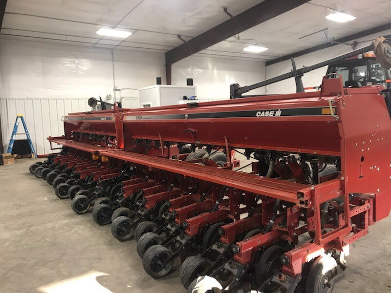 Case IH 5500 Soybean Special Grain Drill For Sale