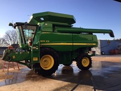 Combine For Sale 2009 John Deere 9670 STS