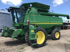 Combine For Sale 2011 John Deere 9670 STS