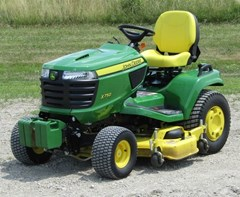 Riding Mower For Sale 2018 John Deere X750 , 24 HP