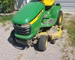 Riding Mower For Sale2013 John Deere X320, 22 HP