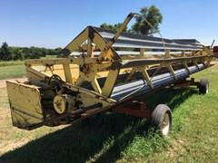 Header-Auger/Rigid For Sale 1996 New Holland 970