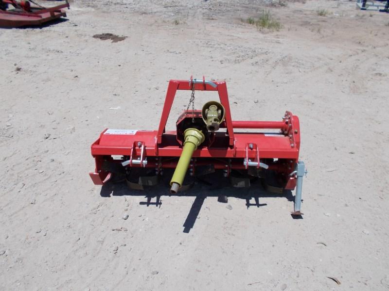 Tar River Like new 3pt gear drive 4' tiller Rotary Tiller For Sale