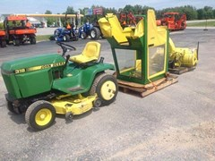 Riding Mower For Sale 1986 John Deere 318 , 18 HP