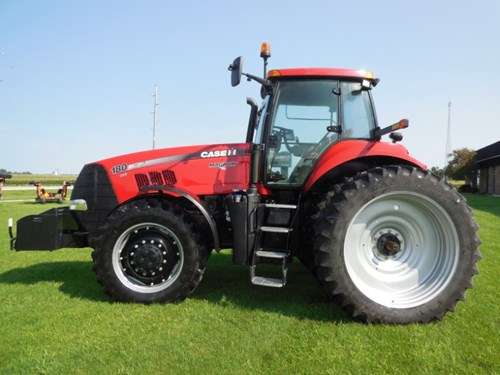 Tractor For Sale:  2014 Case IH MAGNUM 180 , 180 HP