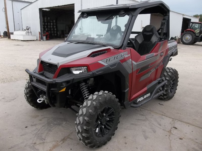 2018 Polaris General 1000 Ride Command Utility Vehicle For Sale