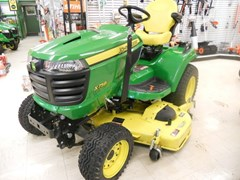 Lawn Mower For Sale 2017 John Deere X758 , 24 HP