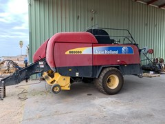 Baler-Big Square For Sale:  2010 New Holland BB9080