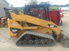 Skid Steer-Track For Sale 2011 Caterpillar 257B