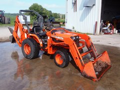 Tractor For Sale 2001 Kubota B7500 , 21 HP