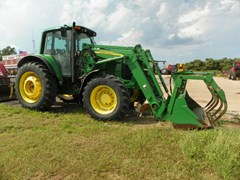 Tractor For Sale 2006 John Deere 7220 MFD , 95 HP