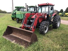Tractor For Sale 2009 Case IH Farmall 95 , 90 HP